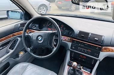 BMW 525 пнєвмо 1997