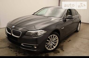 BMW 520 Luxury Line 2015
