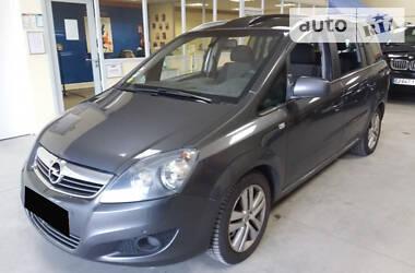 Opel Zafira Ponorama 2011