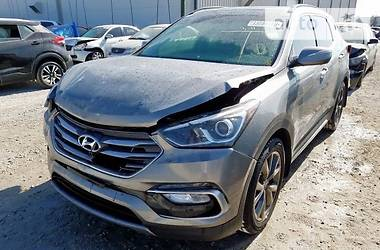 Hyundai Santa FE Limited Ultimate 2017
