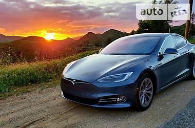 Tesla Model S Dual Motor 2017