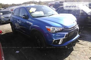 Mitsubishi Outlander Sport Limited edition  2017