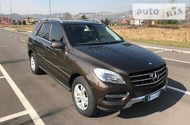 Mercedes-Benz ML 250  2014