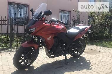 Honda CBF 1000 ABS  2014