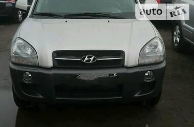 Hyundai Tucson Выпуск в конце года. 2008