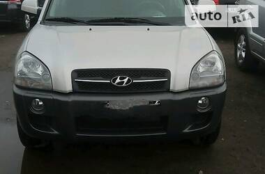 Hyundai Tucson Авто выпущено 12 мес 2008