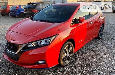 Nissan Leaf  62 kw ПОЛНЫЙ 2019