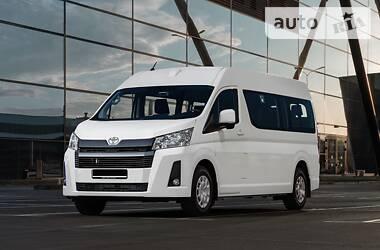 Toyota Hiace пасс. 2.8 D4D 2WD 2020