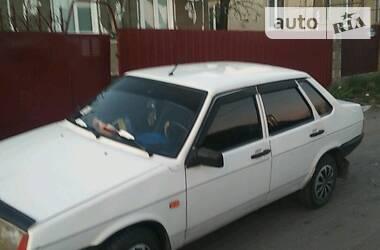 ВАЗ 21099 Газ/бензин 1992