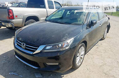 Honda Accord EXL 2014