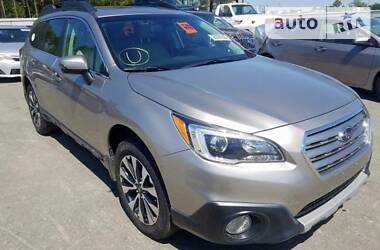 Subaru Outback Limited 2016