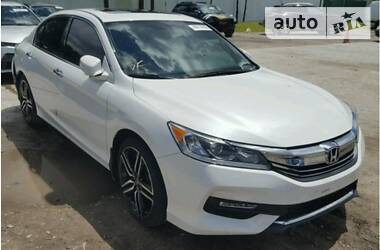 Honda Accord EXL 2017