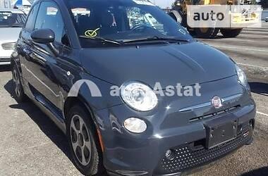 Fiat 500е  2017