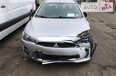 Mitsubishi Lancer X  2016