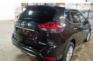 Nissan Rogue SV awd 2018