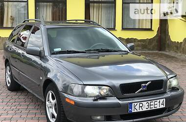 Volvo V40 TDCI 2001