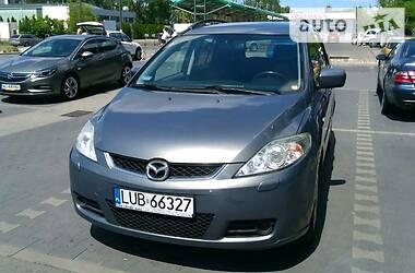 Mazda 5 7 місна 2007