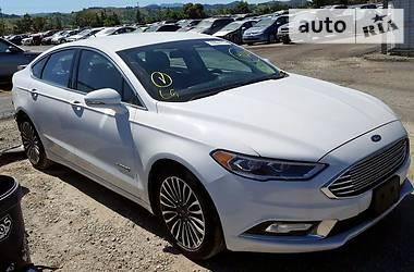 Ford Fusion SE HYBRID 2017