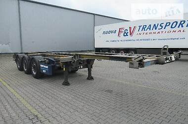 Schmitz Cargobull SCF SCF 24 - G - 40' SLI 2015