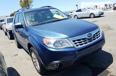 Subaru Forester LIMITED 2013
