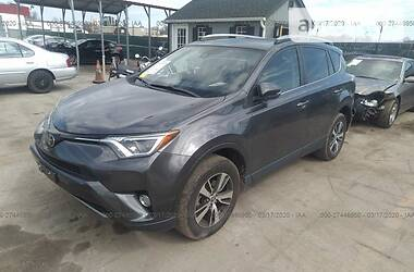 Toyota RAV4 ADVENTURE/XLE 2018