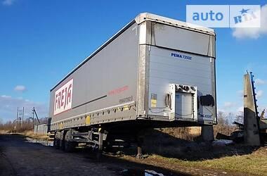 Schmitz Cargobull S3 Штора SCB S3T 2013