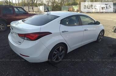 Hyundai Elantra ELANTRA 2014