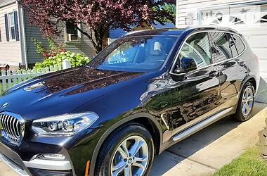 BMW X3 Sdrive 30i G01 2019