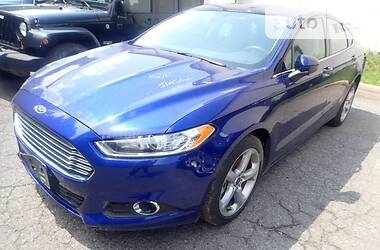 Ford Fusion S 2016  2015