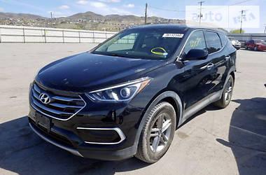 Hyundai Santa FE Sport AWD 2017