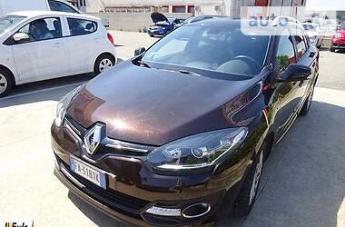 Renault Megane AUTOMAT CLIMA 2015
