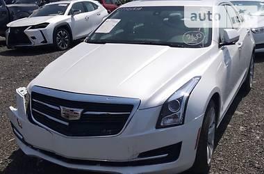 Cadillac ATS 2.0L Turbo Awd  2018
