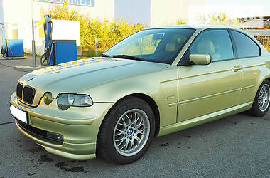 BMW 316 Compact Individual 2002