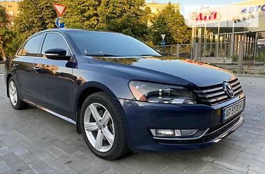 Volkswagen Passat B7 se gaz 2013
