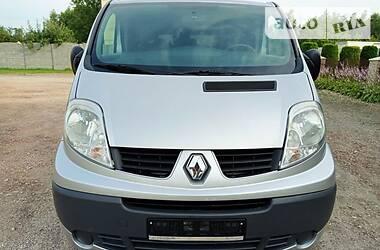 Renault Trafic пасс. 2.0 CDTi L1H1 2011