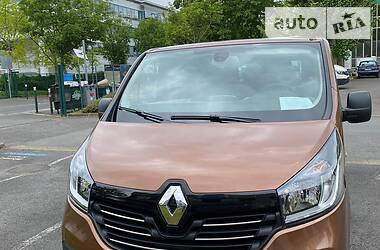 Renault Trafic пасс.  2019