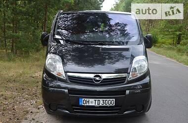 Opel Vivaro пасс. 2.0 CDTI L1H1 Cosmo  2010