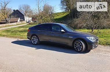BMW 520 GT  2016