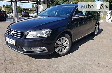 Volkswagen Passat B7 365 2012