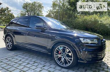 Audi SQ7  Full Equipped  2017