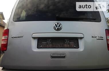 Volkswagen Caddy пасс.  2012