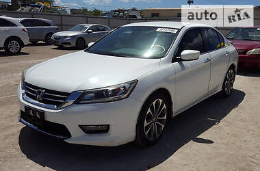 Honda Accord Sport 2015