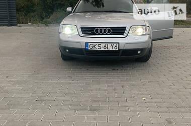Audi A6 Quatrro 2001