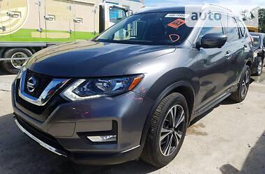 Nissan Rogue SL 2017