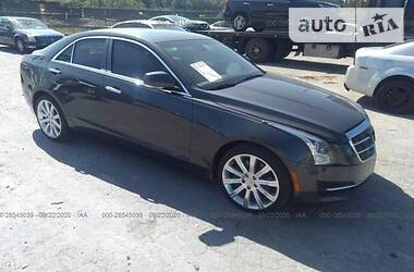 Cadillac ATS Luxary 2015