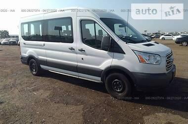 Ford Transit пасс. XLT 2018