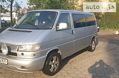 Volkswagen Caravelle Syncro Lang Version  2001