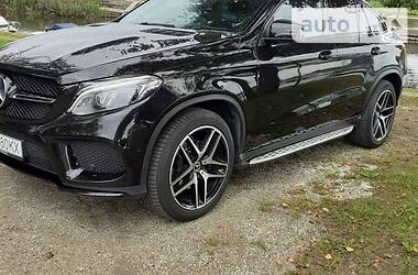 Mercedes-Benz GLE 350 Coupe 2018