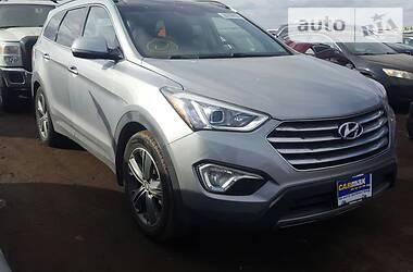 Hyundai Santa FE SE ULTIMATE 2016