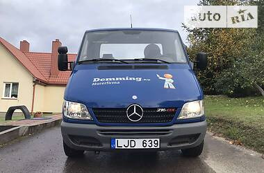 Mercedes-Benz Sprinter 416 груз. 216 2001